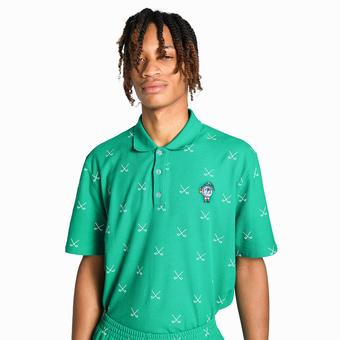"""Bogey Boy's Hole In One Polo"""