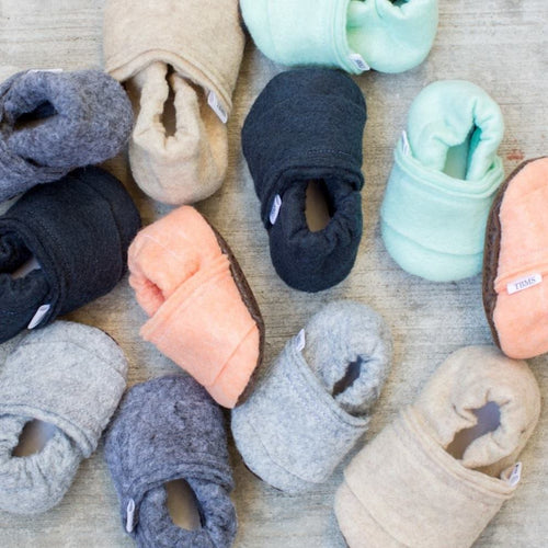 Cutest Ever Baby Moccs