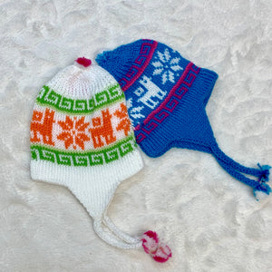 Peruvian knit hats