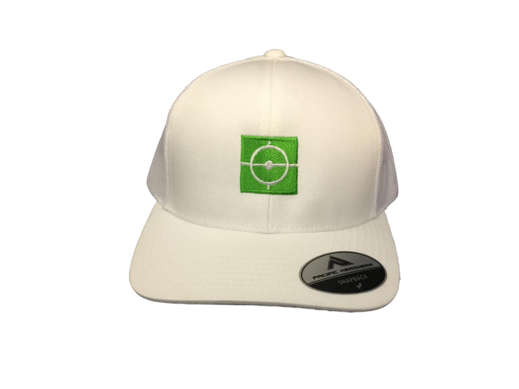 Training Sniper - Green Logo Hat