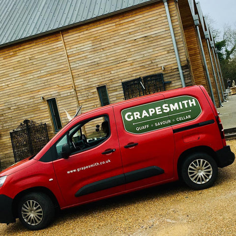 GrapeSmith Hungerford