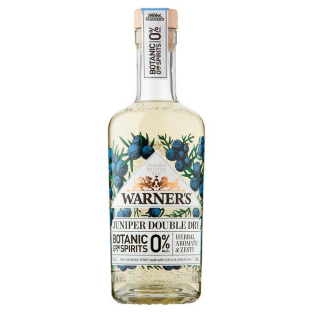 Warners Juniper Double Dry 0%
