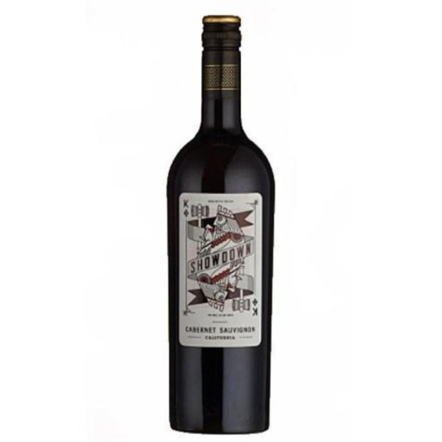 Showdown Man with the Ax Cabernet Sauvignon
