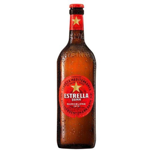 Estrella Damm 660ml - SLAB of 12