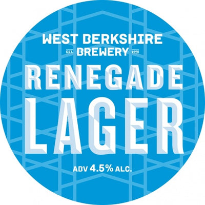 Renegade Lager - SLAB of 24