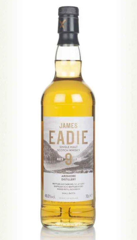 James Eadie Ardmore Single Malt 9YO