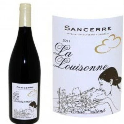 Balland Sancerre Rouge La Louisonne