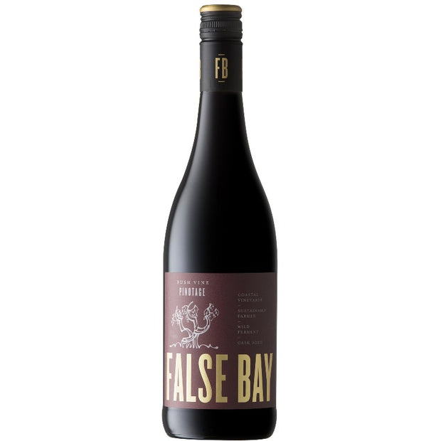 False Bay 'Bush Vine' Pinotage
