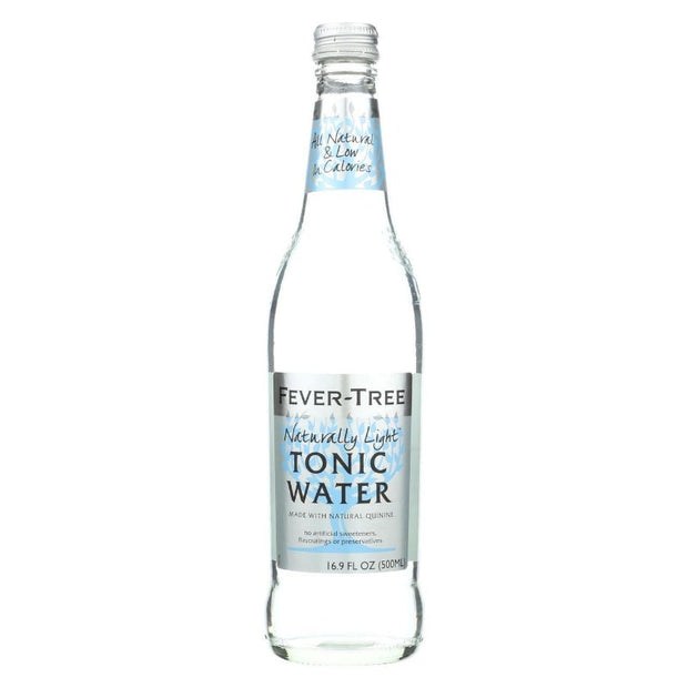 Fever Tree Naturally Light 500ml - BOX of 8