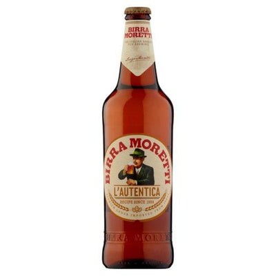 Birra Moretti SLAB of 12 660ml