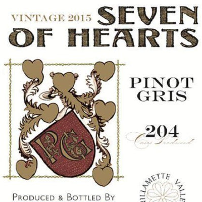 Seven of Hearts Pinot Gris