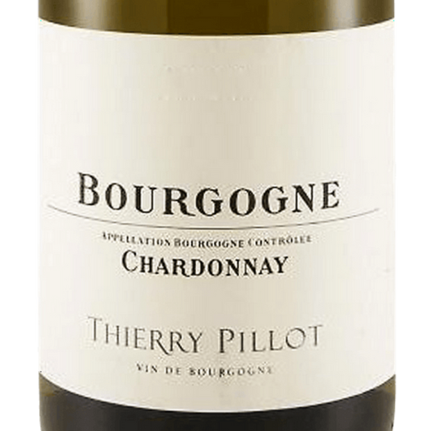 Thierry Pillot Bourgogne Blanc