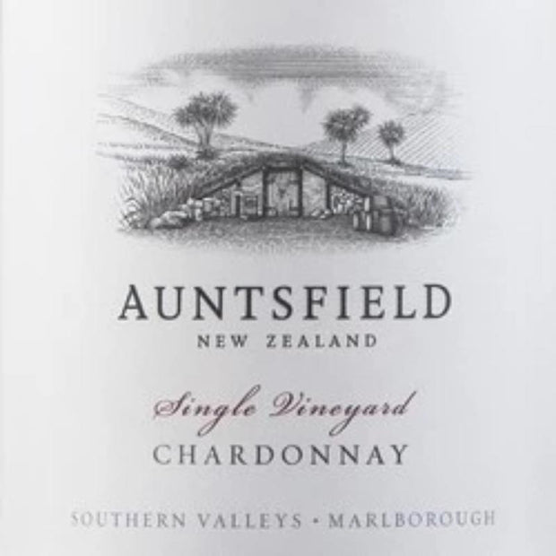 Auntsfield Chardonnay Marlborough New Zealand
