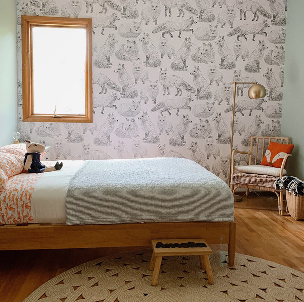 Kids Bedroom Revamp: Whimsical Sophistication