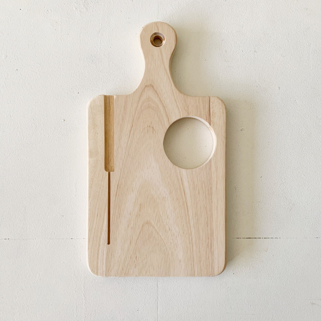 Wooden Cutting Charcuterie Board