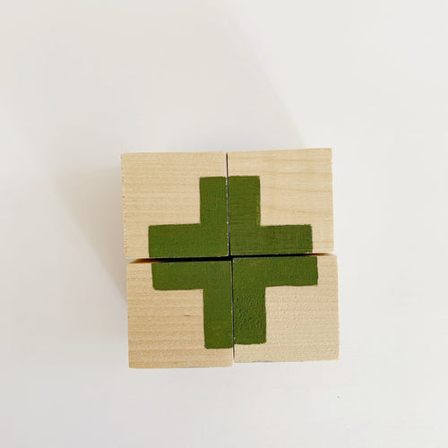 Kids Wood Block Puzzle