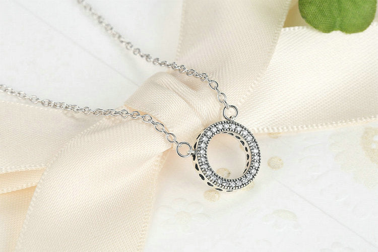 Circle Romantic Pendant