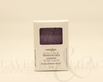 Honeysuckle Jasmine Bar Soap