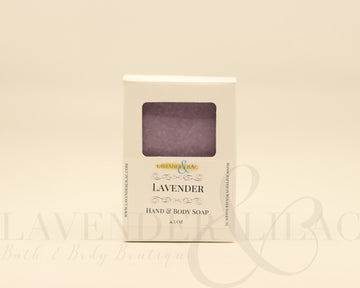 Lavender Bar Soap