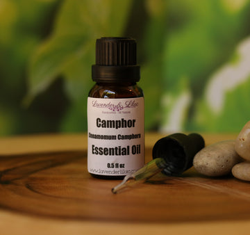 Camphor EOCO (Essential Oil Certified Organic) - Home Remecbdy