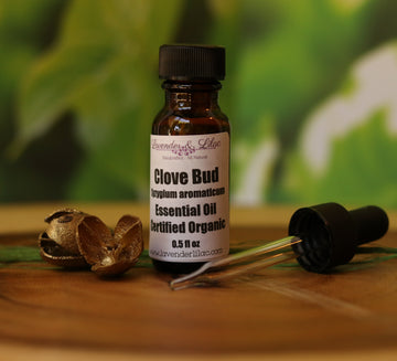 Clove Bud EOCO (Essential Oil Certified Organic) - Home Remecbdy