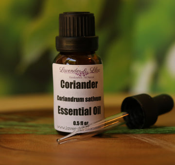 Coriander EO (Essential Oil) - Home Remecbdy