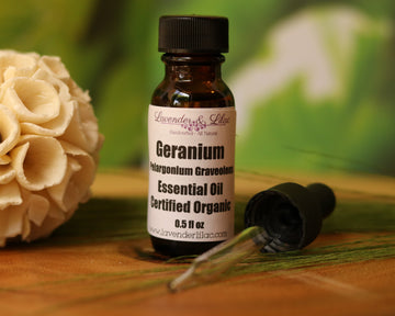 Geranium EOCO (Essential Oil Certified Organic) - Home Remecbdy