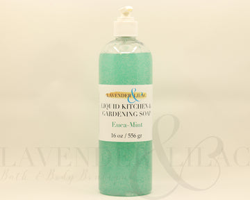 Euca-Mint Kitchen & Gardening Liquid Hand Soap