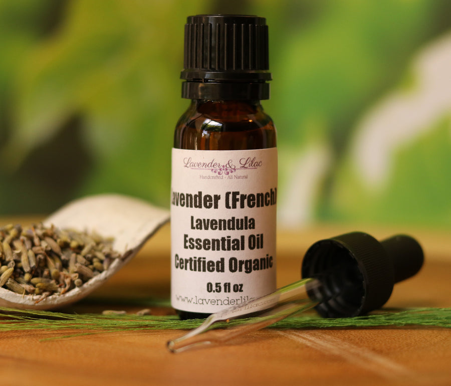 Lavender (French) EOCO (Essential Oil Certified Organic) - Home Remecbdy