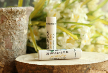CBD Lip Balm - 25 mg - Home Remecbdy