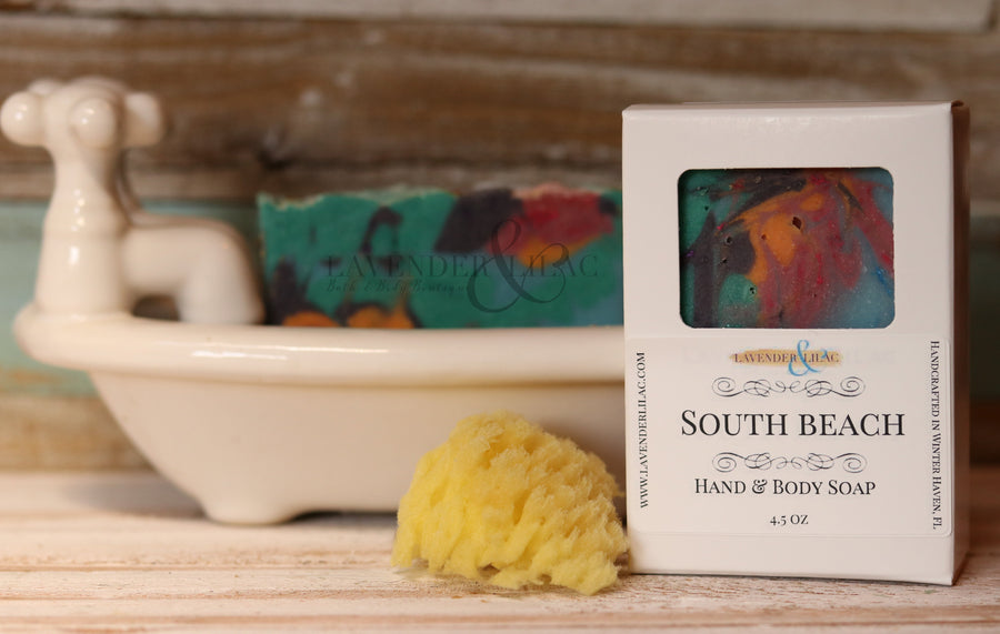 South Beach Soap - Home Remecbdy