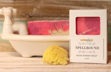 Spellbound (Our version of Love Spell) Soap - Home Remecbdy