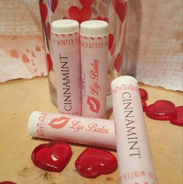 Xoxo Cinnamint Lip Balm - Home Remecbdy