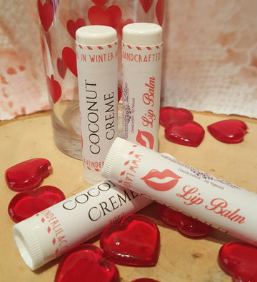 Xoxo Coconut Creme Lip Balm - Home Remecbdy