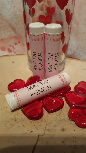Xoxo Mai Tai Punch Lip Balm - Home Remecbdy
