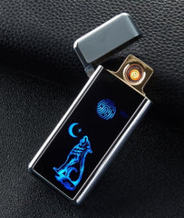 Luxurious Rechargeable  USB Lighter
