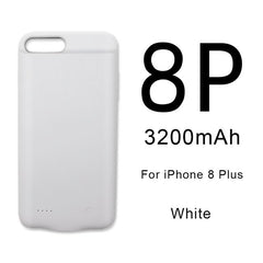 Battery Charger For  Iphone 6 7 8 6 s Plus Case Power Bank