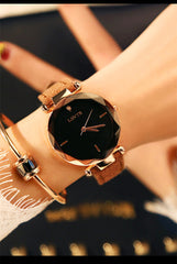Frameless Glass Watch