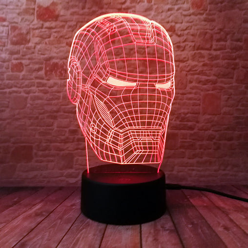 Marvel Iron Man LED Nightlight
