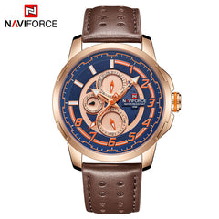 Naviforce Casual Men's Watch