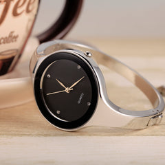 Stainless Steel Casual  Bracelet Watch