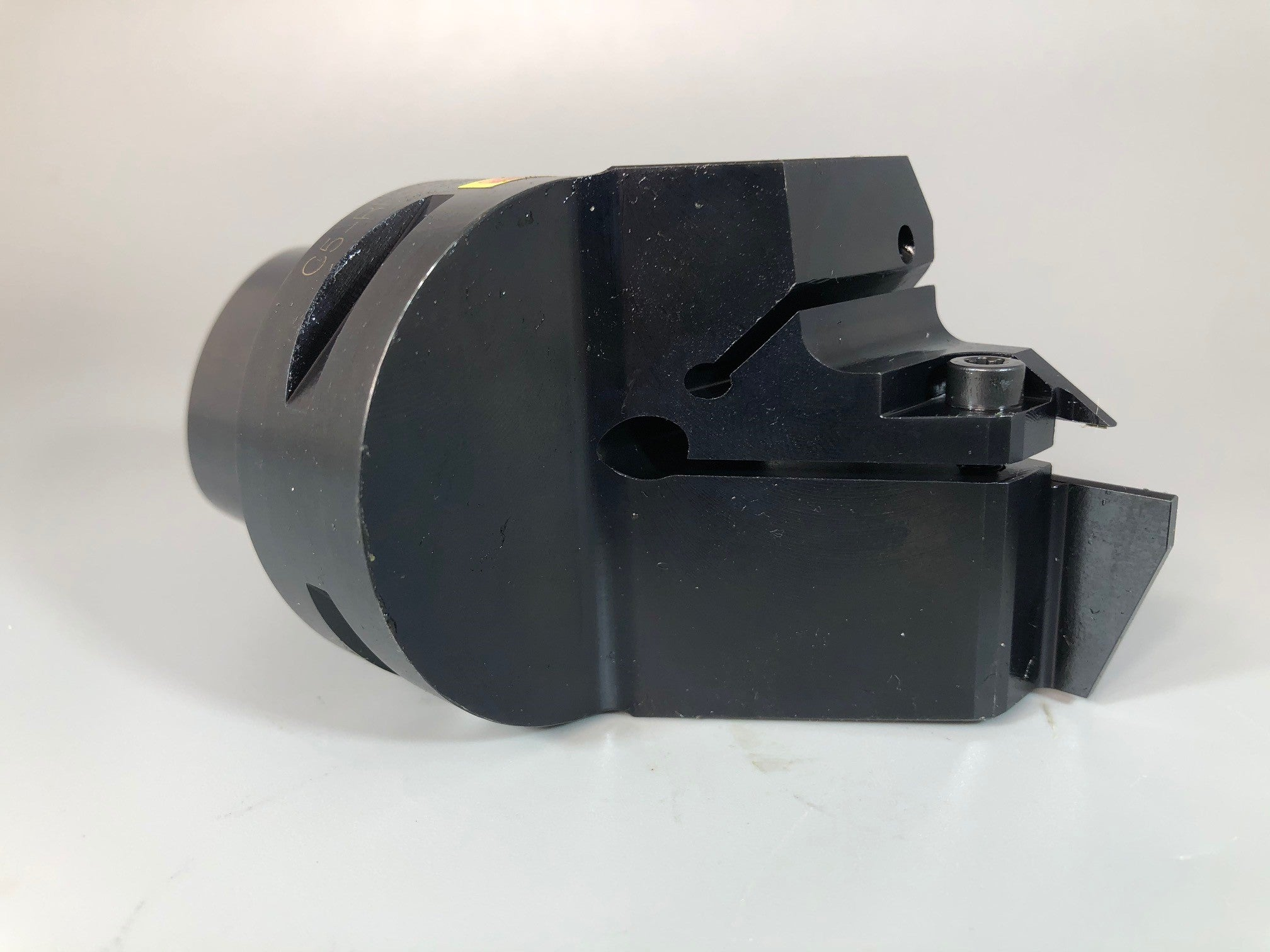 Steel CoroCut 1-2 cutting unit for parting and grooving Left Hand Cut C5-LF123K16-35060B 90 deg Cutting Edge Angle with Coolant Sandvik Coromant