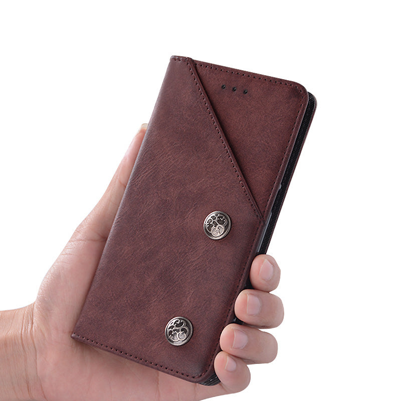 For Lenovo K5 Note 2018 Case Cover Luxury Leather Flip Case For Lenovo K5 Note 2018 L38012 Protective Phone Case