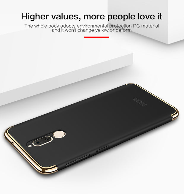 "Mofi For Huawei Mate 10 Lite Nova 2i 5.9"" Case Cover Hard Back Original Phone Case For Huawei Mate 10 Lite Nova 2i"