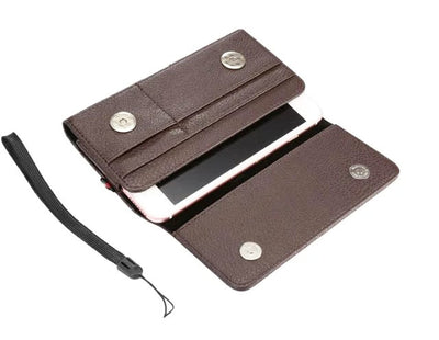 Outdoor Strap Hand Man Belt Clip Mobile Phone Case Bags Card Pouch For Motorola Moto Z2 Play,Cubot X16S/Note S/S550/Manito/Echo
