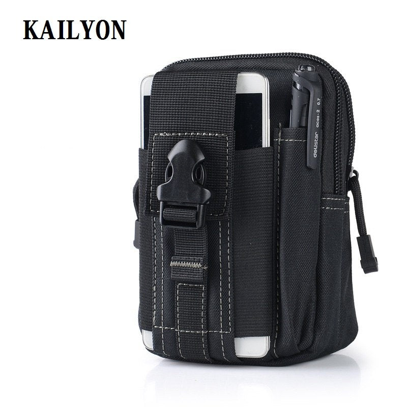 Outdoor Tactical Holster Military Waist Belt Bag Wallet Purse Zipper Case For Blackview A5 A8 E7S P2 R7 R9 BV2000S Ultra Plus