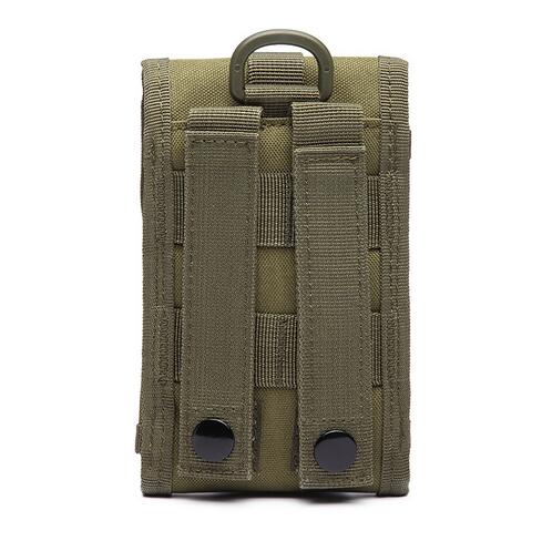 Universal Military Tactical Holster Hip Belt Bag Waist Phone Case For Xiaomi Mi Note 3 /Prestigio Muze A7 Phone Sport Bags