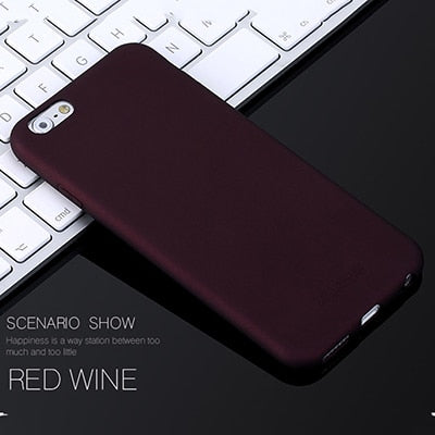 Winered case for ip6
