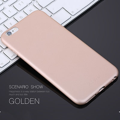 Gold case for ip6