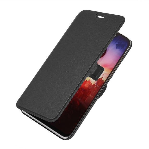 Mi Max 3 Case For Xiaomi Magnetic Buckle PU Leather Flip Cover Which Can Open To Wake/close To Sleep Smart Case For Xiaomi Max 3